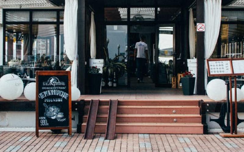 Café - Your Multi-Purpose Lobby